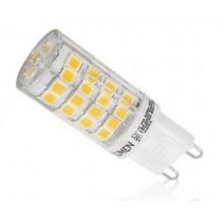 LED žárovka 4W 51xSMD2835 G9 350lm NEUTRALNÍ BÍLÁ